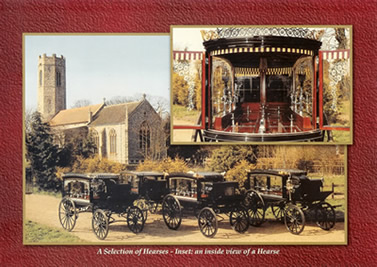 Horse Drawn Funeral Fleet 1